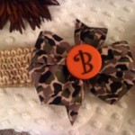 Girly Hunting Bow with Headband